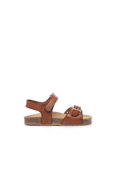 Chili Chılı Çocuk Derı Çocuk Sandalet Sandalet 104 12267 Unı Sand 24/30