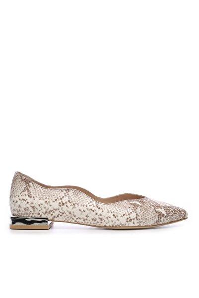 KEMAL TANCA Kadın Derı Babet Ayakkabı 94 1109 Bn Ayk Y19