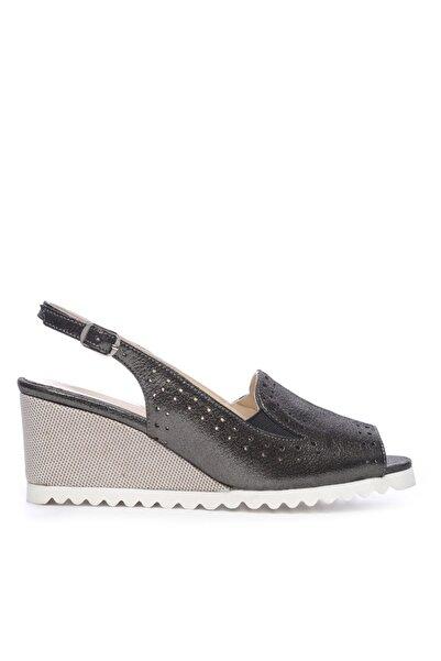 KEMAL TANCA Kadın Derı Ayakkabı Ayakkabı 94 4503 Bn Ayk