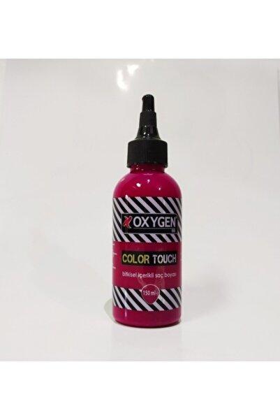 BBOXYGEN Bitkisel Içerikli Saç Boyası | Color Touch Renkli 150ml | Boya Pembe