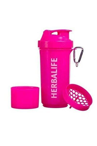 Herbalife Neon Shaker Pembe