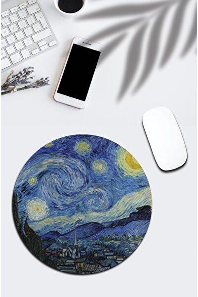 pixolog Doğal Yaşam Temalı Yuvarlak Mouse Pad 83