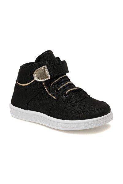 I COOL Molına Siyah Kız Çocuk Sneaker Ayakkabı