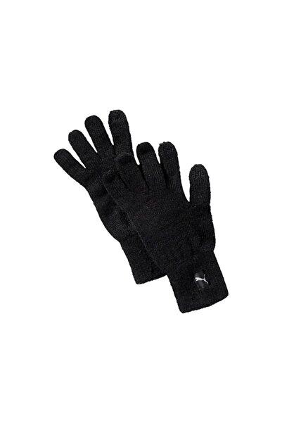 Puma Siyah Eldiven Big Cat Knit Gloves 4126901
