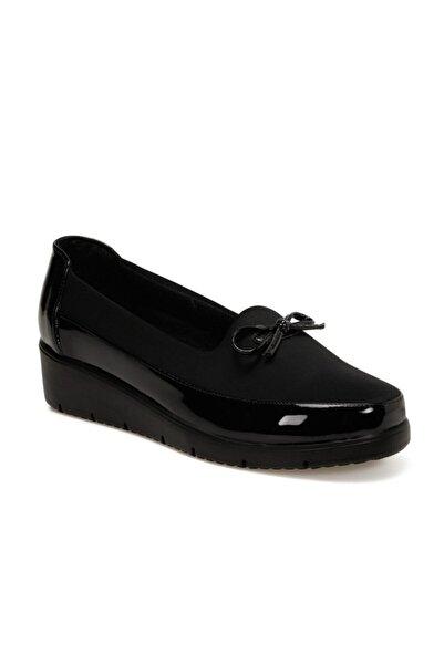 Polaris 161312.r Siyah Kadın Comfort Ayakkabı