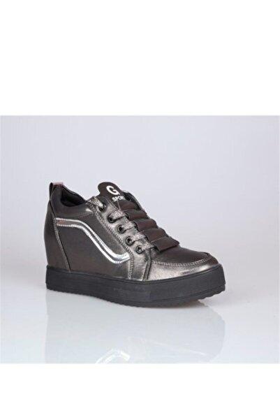 Guja 18k313-9 Platin Kadın Günlük Ayakkabı