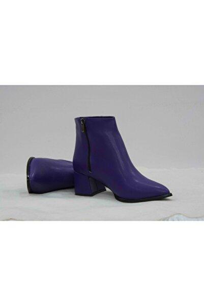 Huff shoes Mor Kadın Bot