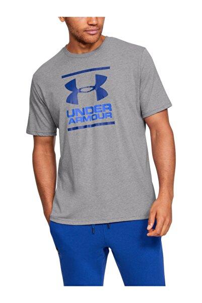 Under Armour Erkek Spor T-Shirt - Ua Gl Foundation Ss T - 1326849-036