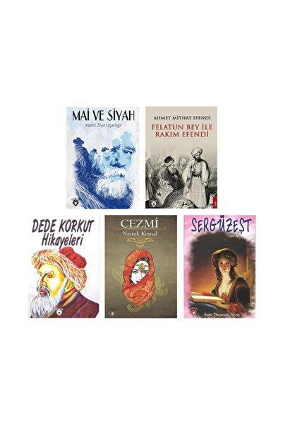 Dorlion Yayınları Türk Klasikleri Set 5 Kitap