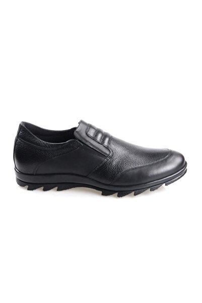 Fosco 3529 Kauçuk Taban Siyah Erkek (40-45) Günlük Ayakkabı