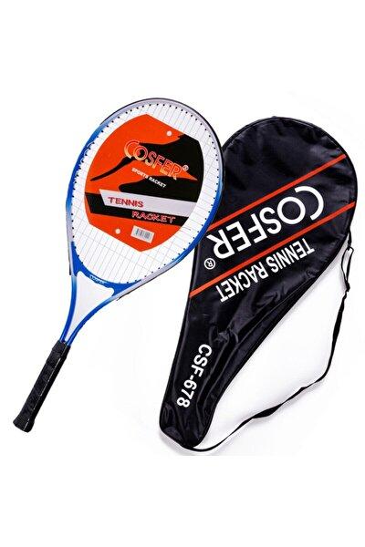 """Cosfer Csf678-m Çantalı Tenis Raketi 27 """""""