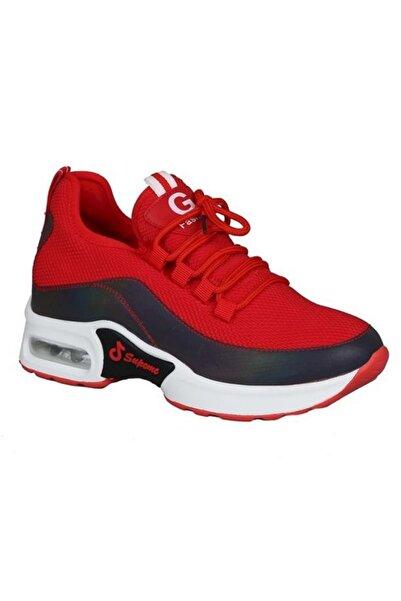 Guja Kadın Spor Ayakkabı 19k326-3 - Kırmızı - 38