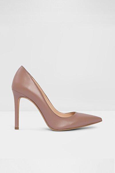Aldo Lıja-tr - Koyu Bej Kadın Topuklu Ayakkabı