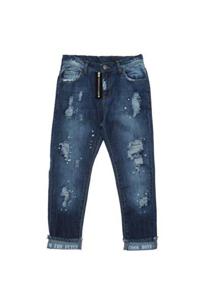 Panço Erkek Çocuk Denim Pantolon 18211000100