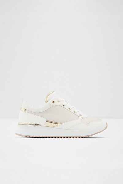 Aldo Genıca - Beyaz Kadın Sneaker
