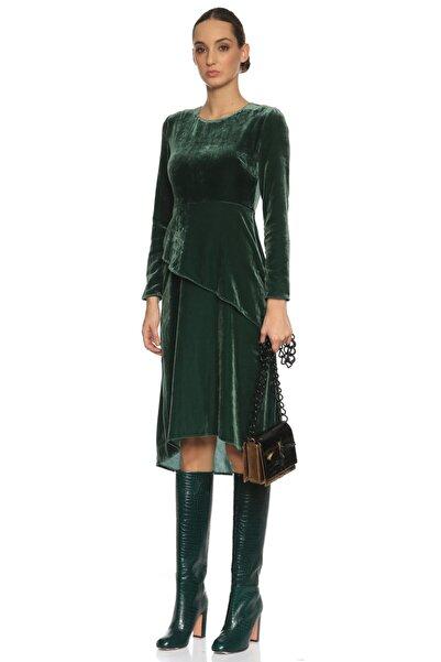 Maje Yeşil Elbise