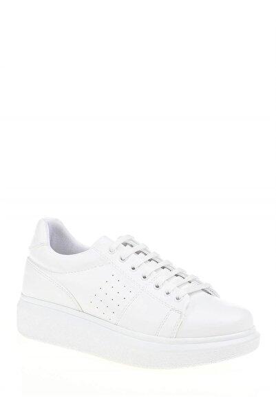 David Jones Kadın Spor Ayakkabı Beyaz
