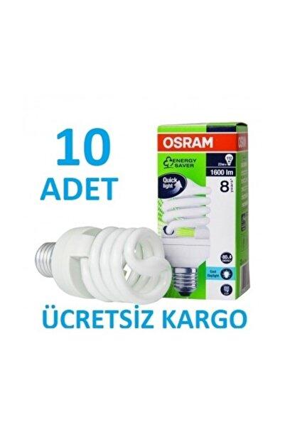 Osram 23w Tasaraflu Ampul E27 (10'lu Paket)