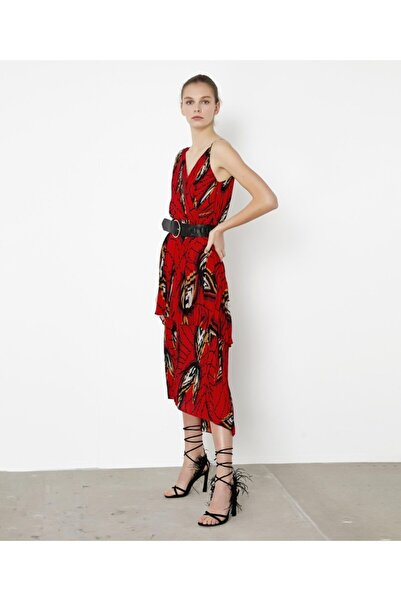 İpekyol Piliseli Anvelop Form Elbise