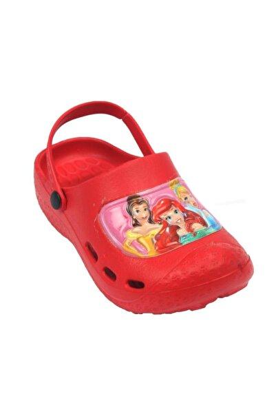 DISNEY Prensesler Kız Çocuk Kırmızı Terlik Deniz Sandaleti