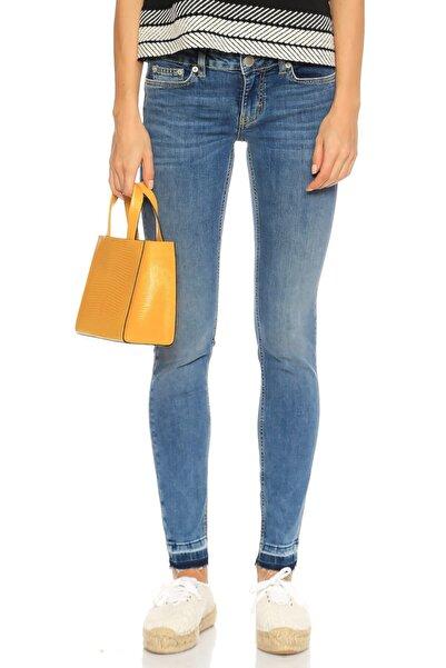Maje Skinny Jean Mavi Pantolon