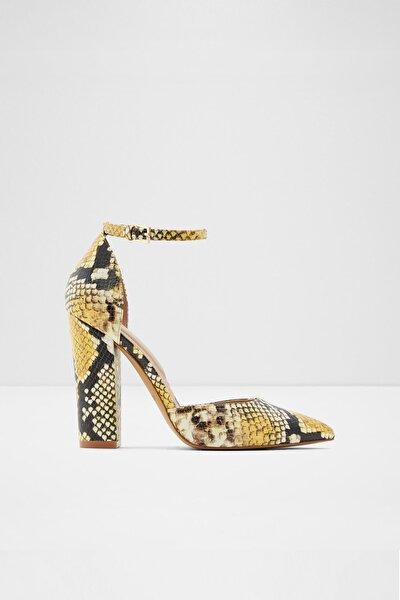 Aldo Nıcholes - Sarı Kadın Topuklu Ayakkabı