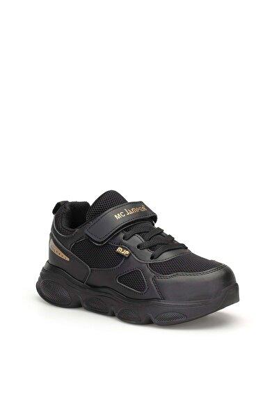 DARK SEER Siyah Sarı Unisex Çocuk Spor Ayakkabı