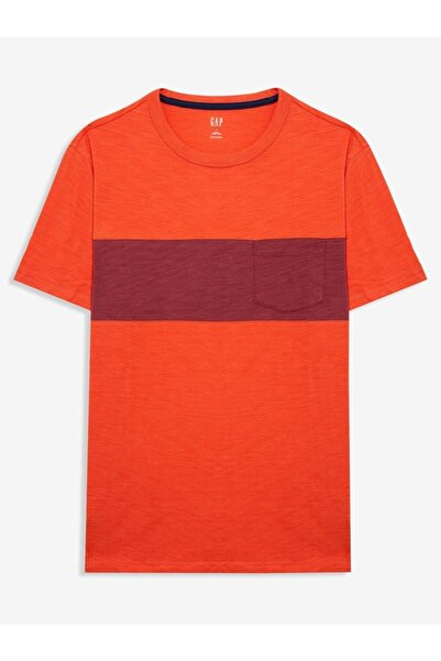 GAP Cepli Kısa Kollu T-shirt