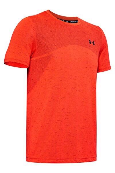 Under Armour Erkek Spor T-Shirt - Ua Seamless Ss - 1351449-628