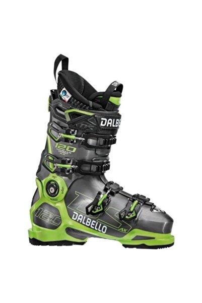 Dalbello Ds Ax 120 Pist Erkek Kayak Ayakkabısı Antrasit/yeşil