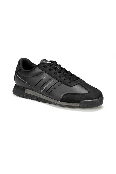 lumberjack Petran 9pr Siyah Erkek Sneaker Ayakkabı