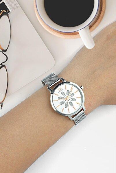Duke Nickle Dbg9c2 Kadın Kol Saati Hasır Gümüş