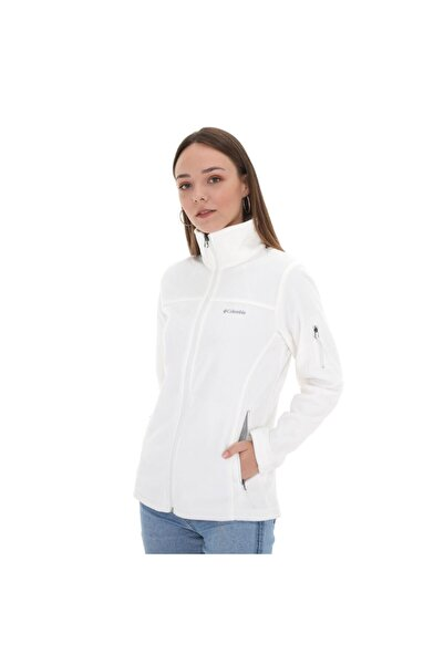 Columbia Fast Trek Iı Kadın Beyaz Outdoor Polar El6081-125