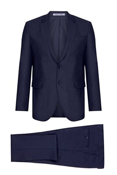 İgs Erkek Lacivert Regularfıt / Rahat Kalıp Std Takım Elbise