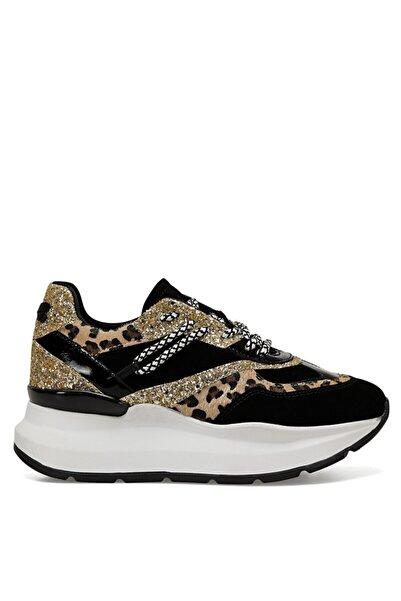 Nine West Sofıa Siyah Kadın Sneaker Ayakkabı