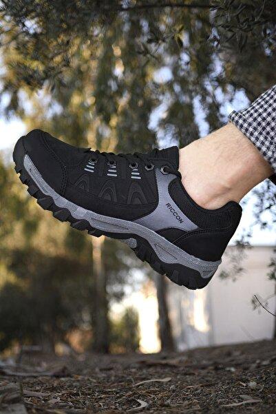 Riccon Siyah Erkek Trekking Ayakkabı 00127053