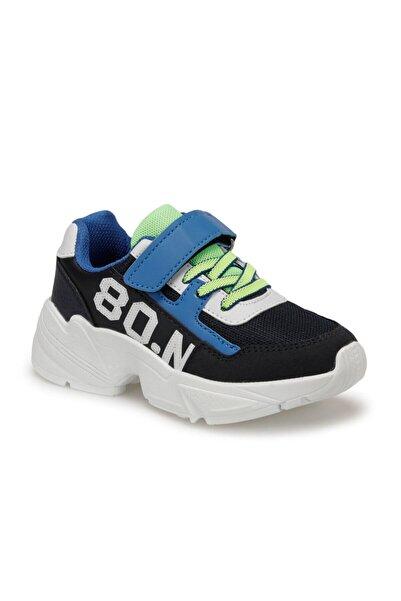 YELLOW KIDS Otto Lacivert Erkek Çocuk Sneaker