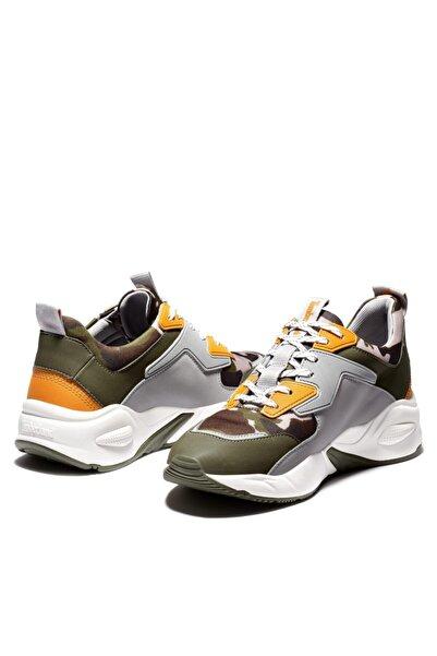 Timberland Tımberland Fileli Bayan Spor Ayakkabı Yeşil