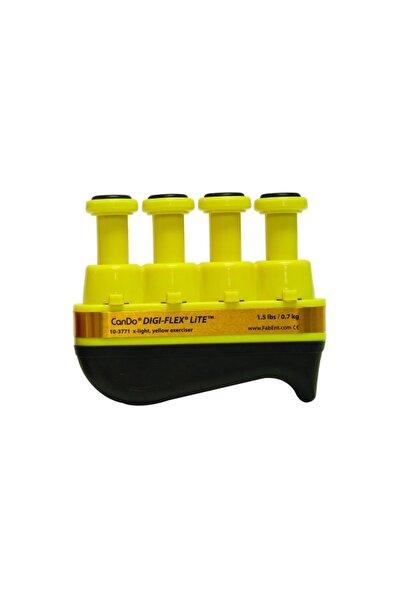 Cando Dıgı-flex Lıte El Parmak Egzersiz Yayı Sarı (x-light)