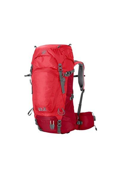 Jack Wolfskin Kırmızı Outdoor Sırt Çantası Highland Trail 34 Women 2004641-16428