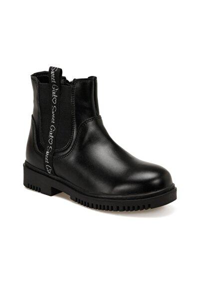 SEVENTEEN Regına Siyah Kız Çocuk Ayakkabı