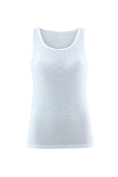 Blackspade Kadın Termal Atlet 1. Seviye 1266 - Beyaz