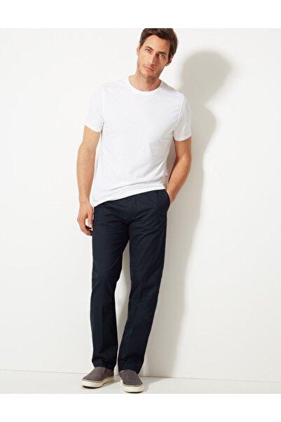 Marks & Spencer Stormwear™ Saf Pamuklu Chino Pantolon