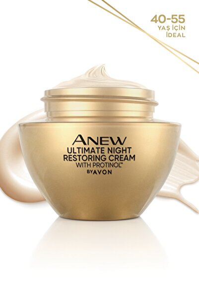 AVON Anew Ultimate Gece Kremi - 50ml