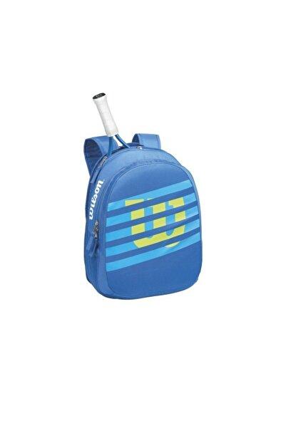 Wilson Match Blue Junior Tenis Sırt Çantası Wrz821795
