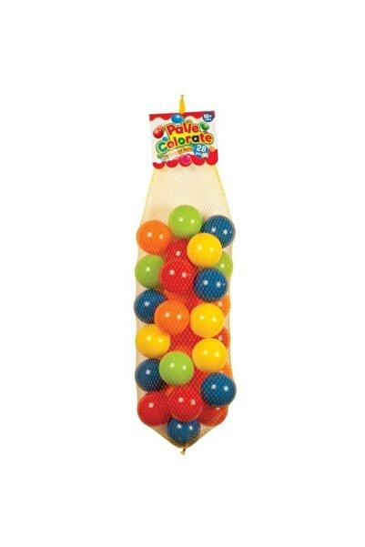 Fen Toys-Dede Oyun Havuz Topu 7cm 28 Li Filede
