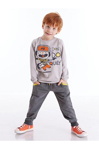 Denokids Singer Boy Erkek Çocuk Pantolon Takım