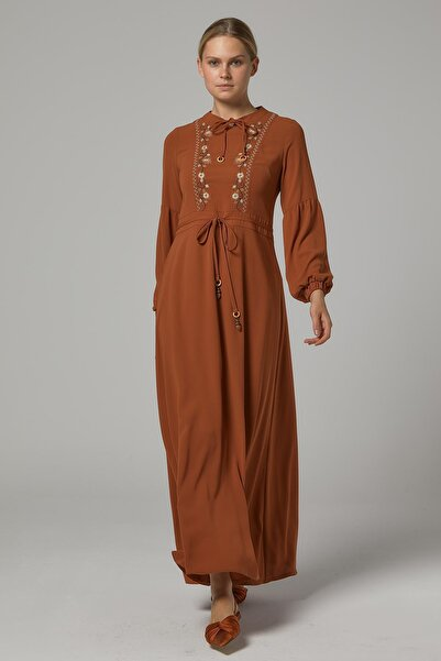 Doque Elbise-taba Do-b20-63011-51