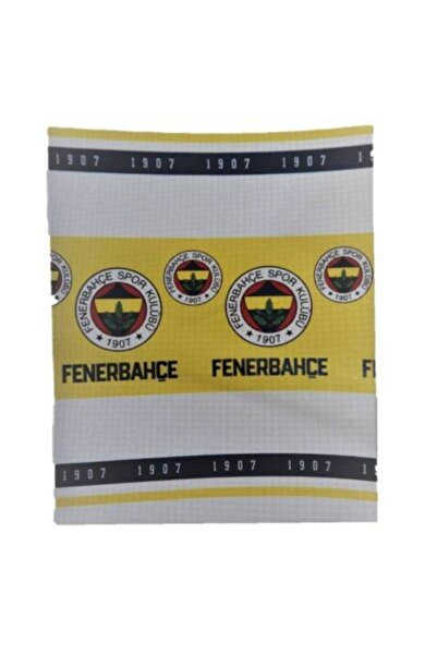 Zorluteks Fenerbahçe Lisanslı Tek Kişilik Pike (150x200 Cm) (yazlık-ince) (tek Parça)