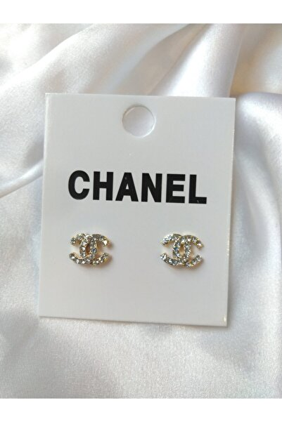 HİLLSCARF Chanel Model Küpe